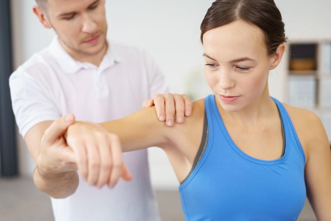 Idrætsskadeterapeut uddannelsen