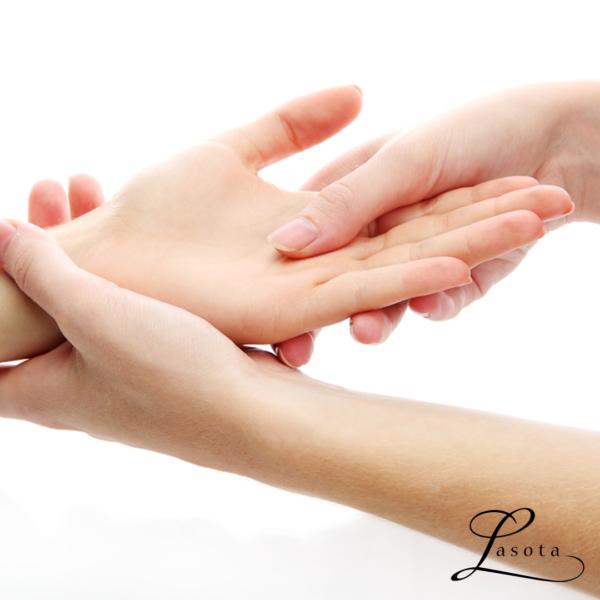 Håndmassage